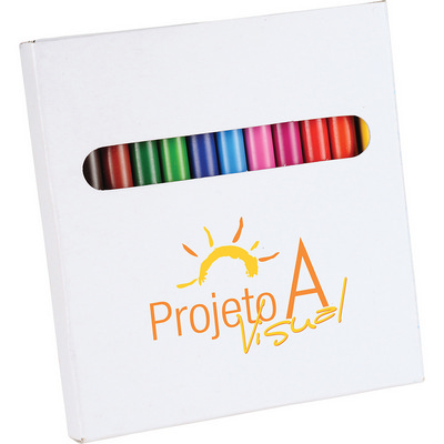 12-Piece Colored Pencil Set (SM-4460_BUL)