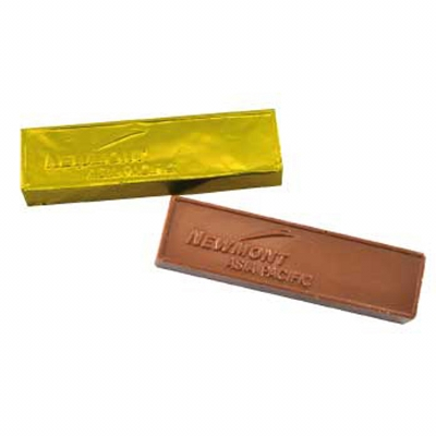 Chocolate Ingot Bar (3 Day Turnaround) (CPCH7_3D_CHOC)