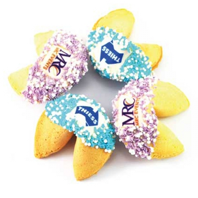 Logo Fortune Cookies� (CPCK08_CHOC)