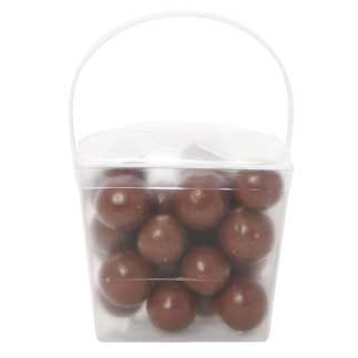 Clear Noodle Box with Malt Balls (CPCNP21_MB_CHOC)