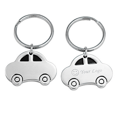 Car Shape Key Ring (JK029_JS)