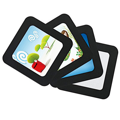 Coaster ( With Full Colour Sublimation Printed) (JK058_JS)