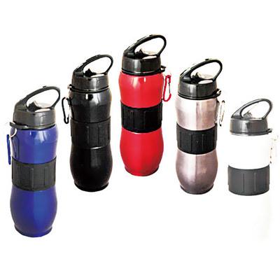 Sport Drink Bottle With Carabiner - Bpa Free (JM014_JS)