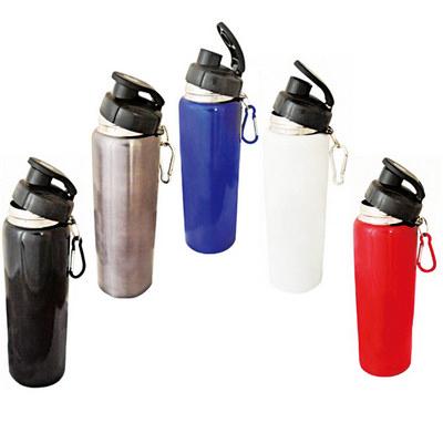 Sport Drink Bottle With Carabiner - Bpa Free (JM015_JS)