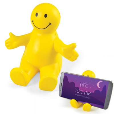 Smile Guy with Bendy Arms & Legs Stress Reliever (LL800_LLPRINT)