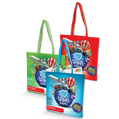 Cotton Tote Bag with Full Colour Design - 170GSM (LN535_LLPRINT)