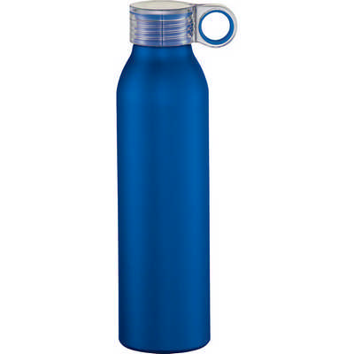 Grom Aluminum Sports Bottle - Royal Blue (4081RYL_RNG_DEC)