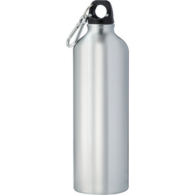 Pacific Aluminum Sports Bottle - Silver (4083SL_RNG_DEC)