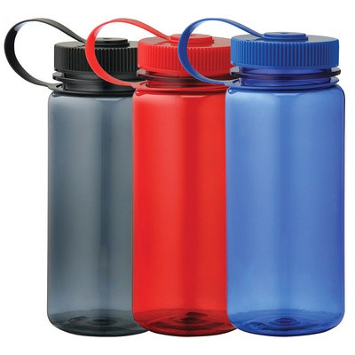 Montego Sports Bottle - Black (4084BK_RNG_DEC)