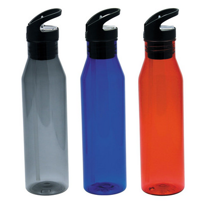 Sports Bottle - Black (4187BK_RNG_DEC)