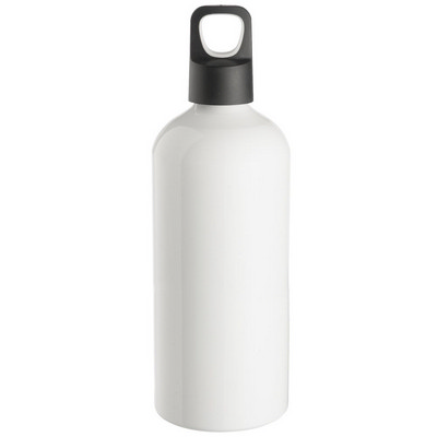 Aluminium Drink Bottle (4193WH_RNG_DEC)