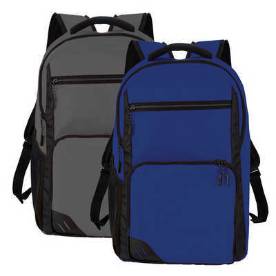 Rush 15 inch Computer Backpack (5043BL_RNG_DEC)