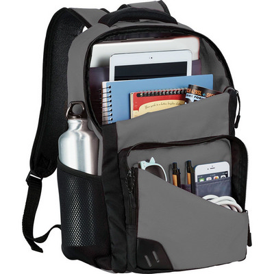 Rush 15 inch Computer Backpack (5043GY_RG_DEC)