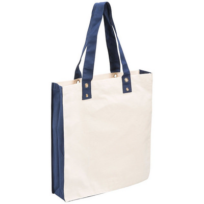 Cotton Canvas Tote (5046BL_RG_DEC)