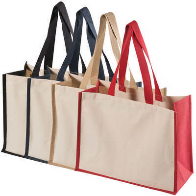 Functional Tote Bag (5049BK_RG_DEC)