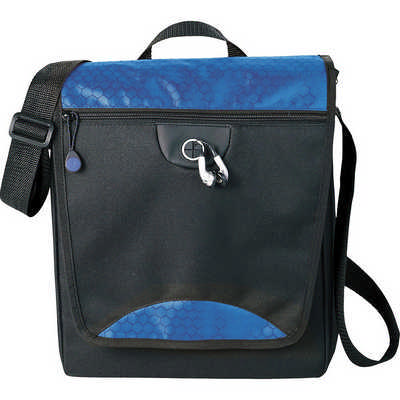 Hive Tablet Messenger Bag (5053BL_RNG_DEC)