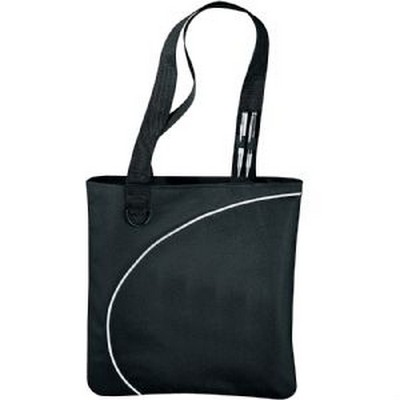 Lunar Convention Tote (5054BK_RG_DEC)