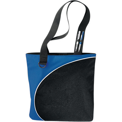 Lunar Convention Tote (5054BL_RG_DEC)