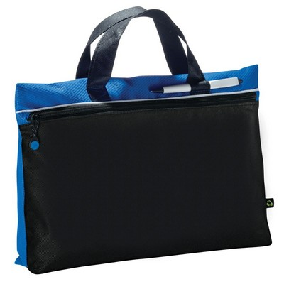PolyPro Non-Woven Document Satchel (5057BL_RG_DEC)