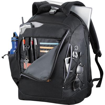 Summit TSA 15 inch Computer Backpack - Black (5161BK_RNG_DEC)
