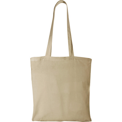 Carolina Cotton Canvas Convention Tote - Natural (5167NA_RNG_DEC)