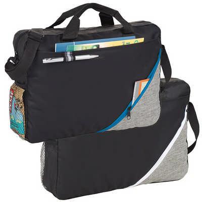 Corner Pocket Convention Briefcase (5168WH_RNG_DEC)