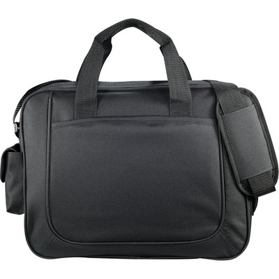 Dolphin Business Briefcase - Black (5173BK_RNG_DEC)