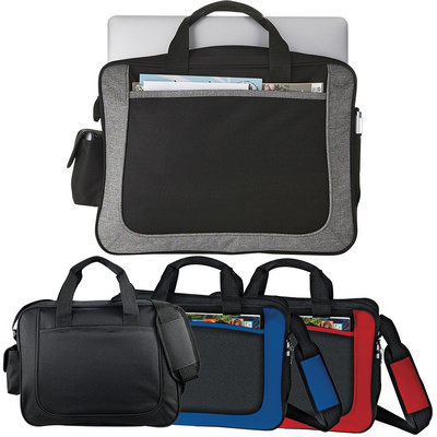 Dolphin Business Briefcase - Graphite (5173GA_RNG_DEC)