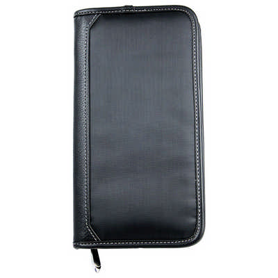 Zip Travel Wallet (9017BK_RNG_DEC)