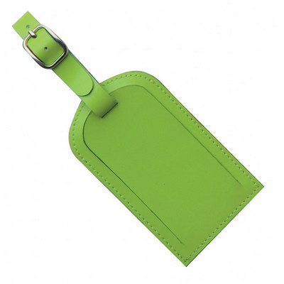 Coloured Luggage Tag (9161GN_RNG_DEC)
