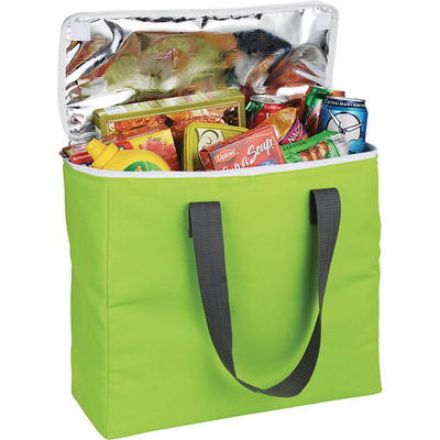 Arctic Zone®  30-Can Foldable Freezer Tote - (AZ1008GN_RNG_DEC)