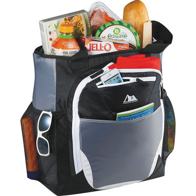 Arctic Zone� 50 Can Outdoor Backpack Cooler (AZ1009GY_RNG_DEC)