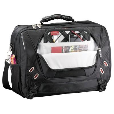Elleven� Checkpoint-Friendly Compu-Messenger Bag (EL004_RG_DEC)