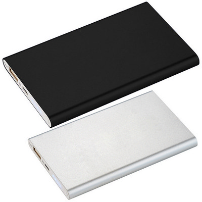 Abruzzo 4000 mAh Powerbank - Black (PB1002BK_RNG_DEC)