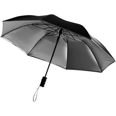 Auto Open 42 Folding Color Splash Umbrella (SB1005SL_RG_DEC)