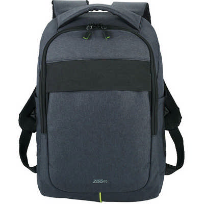 Zoom� Power Stretch Compu-Backpack (ZM1010BK_RNG_DEC)
