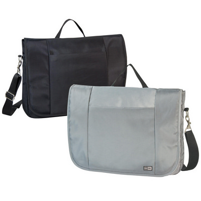 Excel shoulder satchel  (G1028_ORSO_DEC)