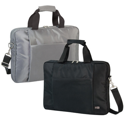 Excel zip top satchel  (G1031_ORSO_DEC)