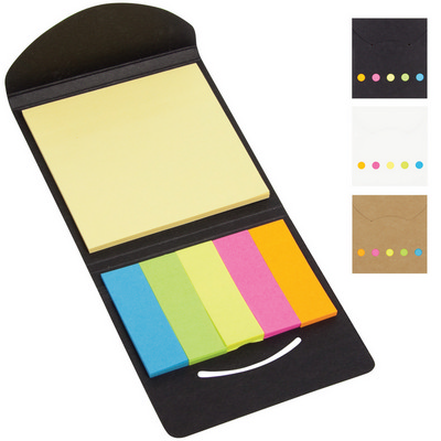 Sticky note pad and flag set  (G1104_ORSO_DEC)