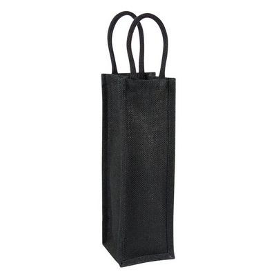 Jute wine bag - single  (G1221_ORSO_DEC)