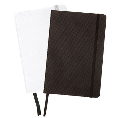 Carbon Fibre Notebook A6 (G1637_ORSO_DEC)