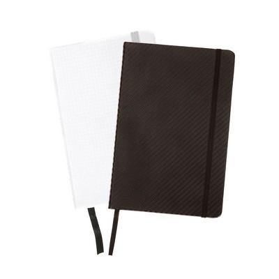 Carbon Fibre Notebook A5 (G1638_ORSO_DEC)