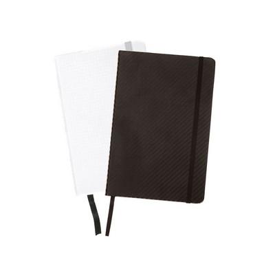 Carbon Fibre Notebook A4 (G1639_ORSO_DEC)