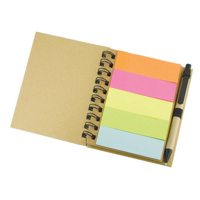 A6 ECO sticky note set  (G1062_ORSO_DEC)