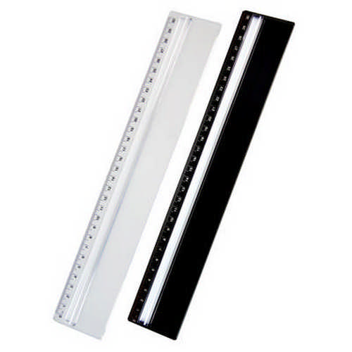 Magnifier ruler (G1077_ORSO_DEC)