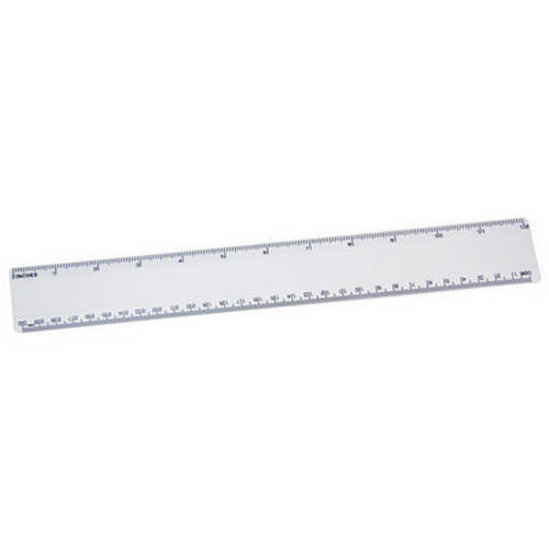 30cm ruler (G1078_ORSO_DEC)