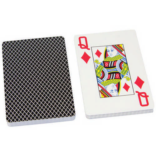 Regency playing card set (G1148_ORSO_DEC)