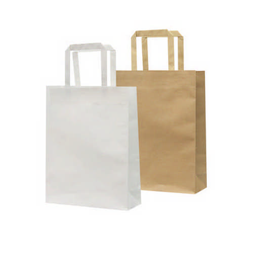 Paper bag - Medium (G1153_ORSO_DEC)