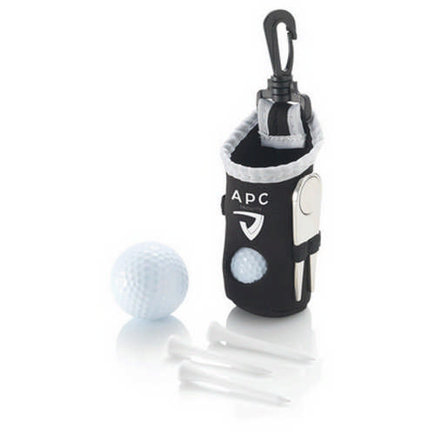 Golf gift set (G1489_ORSO_DEC)