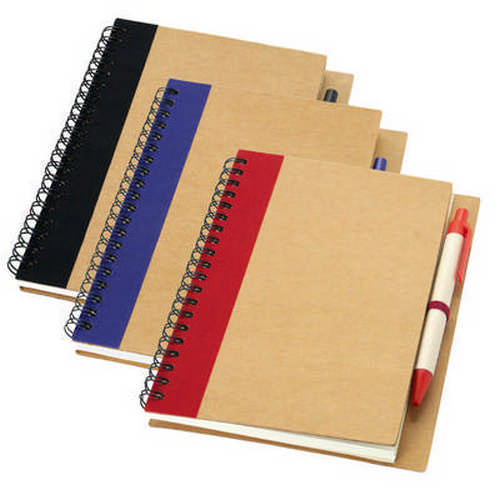 A5 Recycled notebook (G1509_ORSO_DEC)